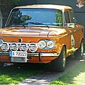 NSU 1000 <b>TTS</b> - 1969 à vendre / NSU 1000 <b>TTS</b> - 1969 to sell