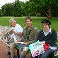 A chacun sa revue pour la petite famille près du lac