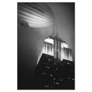 Empire state building - Dirigeable