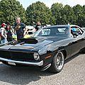 Plymouth barracuda 'cuda 2door hardtop 1970