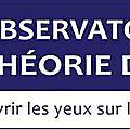 Conférence sur la théorie du genre : mercredi 12 juin