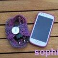 Chargeur de téléphone customisé