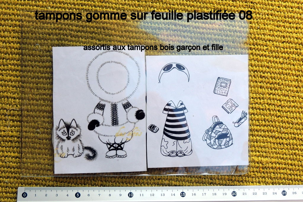 tampons gomme 08