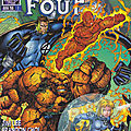 Marvel Heroes Reborn <b>Fantastic</b> <b>Four</b> / Invincible Iron Man