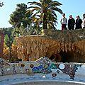 Barcelone, Park Güell_5323