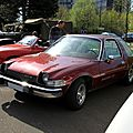 Amc pacer X hatchback 3 door sedan 1975 (Retrorencard avril 2011) 01