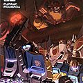 Transformers <b>Armada</b> chez Dreamwave