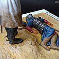 Templier bataille de Mansourah 1250 - PICT4691
