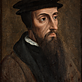 <b>Jean</b> <b>Calvin</b> et les débuts de la Réforme <b>calviniste</b>