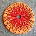 Frisbee soleil #fsr000114