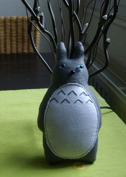 Totoro nouveau !