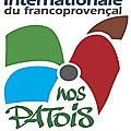Festival international des patois