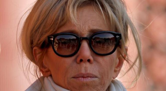 Brigitte Macron 1