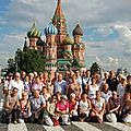 LES <b>SAUTERIAUX</b> FETENT LEURS AMIS RUSSES ET RUSSOPHILES