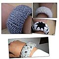 bracelet crocheté -JANVIER 2011