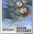 Mémorial de la shoah présente l'exposition shoah et bande dessinée
