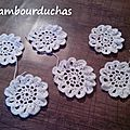 Nouvel encours crochet