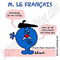 M. le francais.