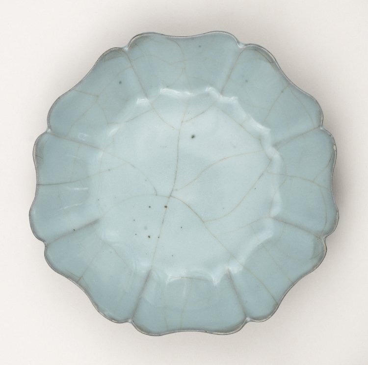 c70cd65d78 Guan lobed dish, Song dynasty, Sir Percival David Collection, PDF A46