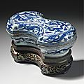 Ming dynasty blue and white porcelains at sotheby's london, fine chinese ceramics & works of art, 12 may 2010