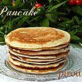Parfaits pancakes moelleux d'isa