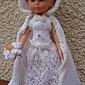 Les mariées de l'an neuf (3)...martine se marie...