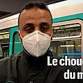 VIDÉO. Messages anti-pickpockets : Habib, le <b>conducteur</b> de métro préféré des usagers de la ligne 7