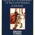 Pulsions (dressed to kill) (1981) de brian de palma