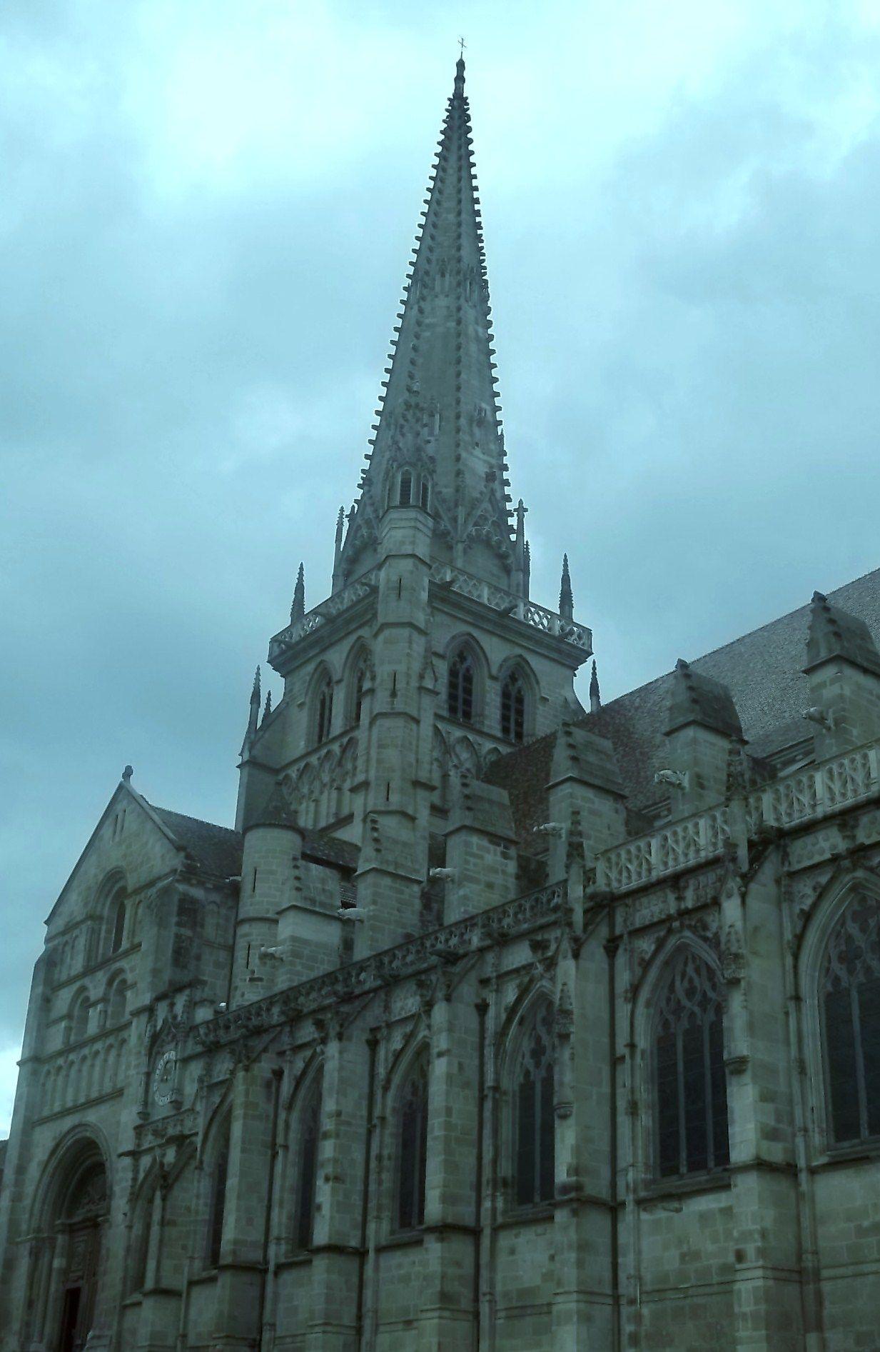 cathédrale d'Autun