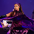 Accessoire de coiffure pour les danseuses de Esquiss' Danse Caudry