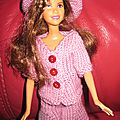 BARBIE MODELE SAFARI 2