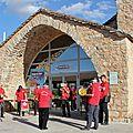 883 Cloture de Bouge des fèdes à La Cavalerie le 01/09/13