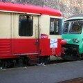 X 4630 rouge (origine) et vert (rénovation lourde)