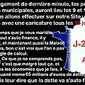 Campagne des municipales à <b>Agde</b> J-266 ( humour )...