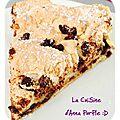 gâteau mousseline blancs doeufs et pépites de chocolat 2 - LA CUISINE DANNA PURPLE (2)