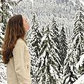 Un hiver à la montagne