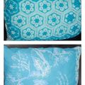 Coussin African Flowers