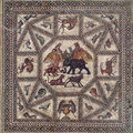 One of the Most Impressive and Largest <b>Mosaics</b> in Israel will be Re-exposed