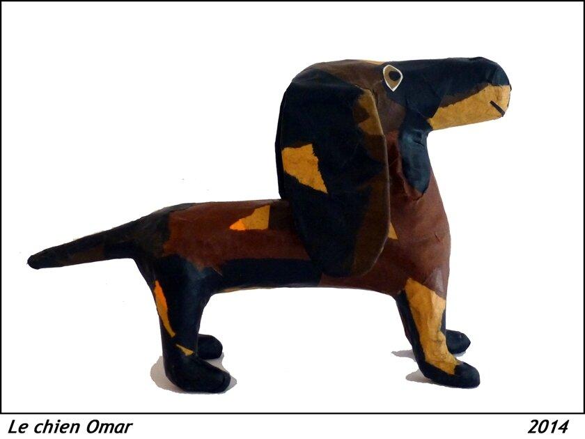 Le chien Omar