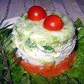 Tasca da Elvira - Petits flans aux deux légumes