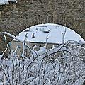 Le caylar sous la neige