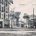 Bois-Colombes accident d'auto - Fuite de Boches au Breuil (71) - verbalisation pour transport de laine - Le <b>bétail</b> <b>Charentais</b>.