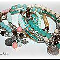 Bracelets Namaste