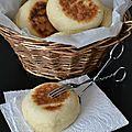 Muffins anglais de Marion