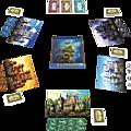 Boutique jeux de société - Pontivy - morbihan - ludis factory - Intrigue matériel
