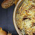 Un tour en cuisine 216 - soupe reconfortante pour soiree gaciale