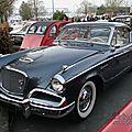 Studebaker sky hawk hardtop coupe-1956