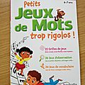 Petits <b>jeux</b> de <b>mots</b> trop rigolos !
