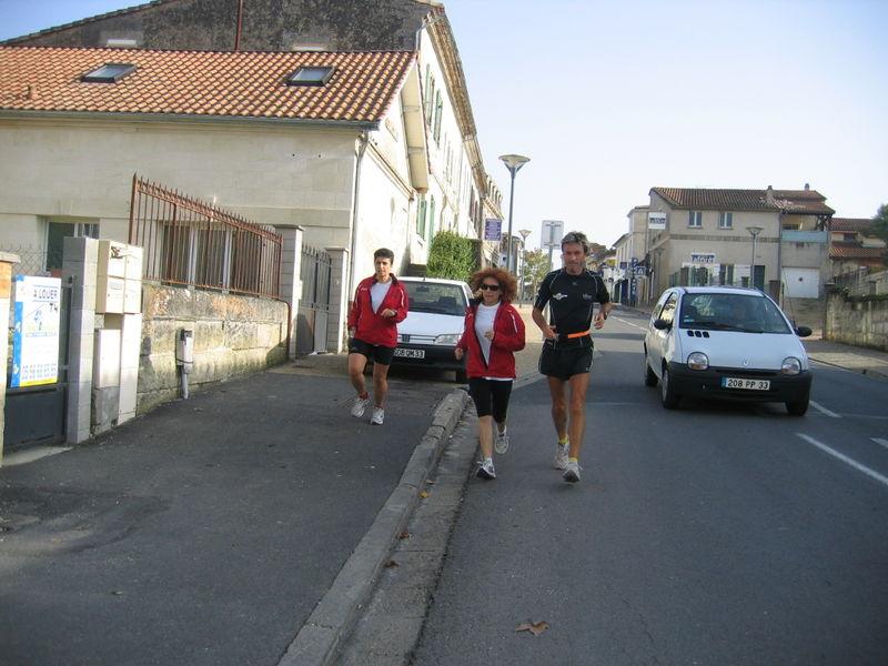 Nicole, Colette et Serge Girard