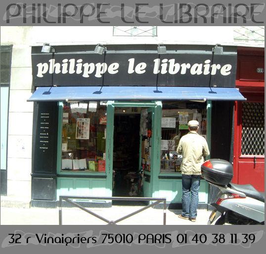Philippe le Librairie 2